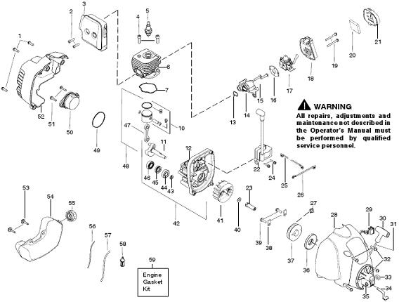 featherlite weed eater carburetor adjustment tool