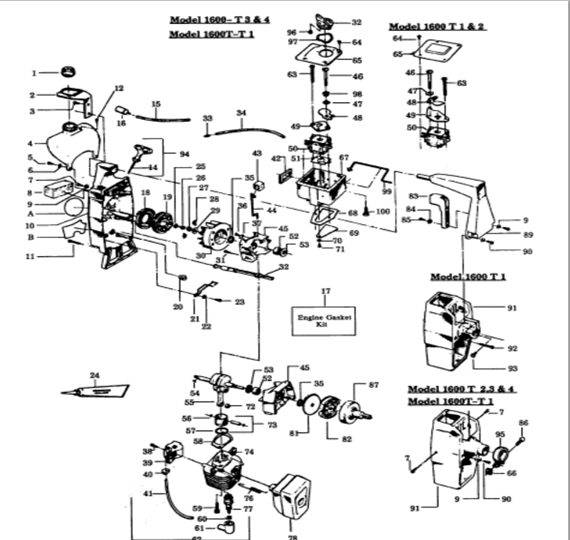 1600 Engine
