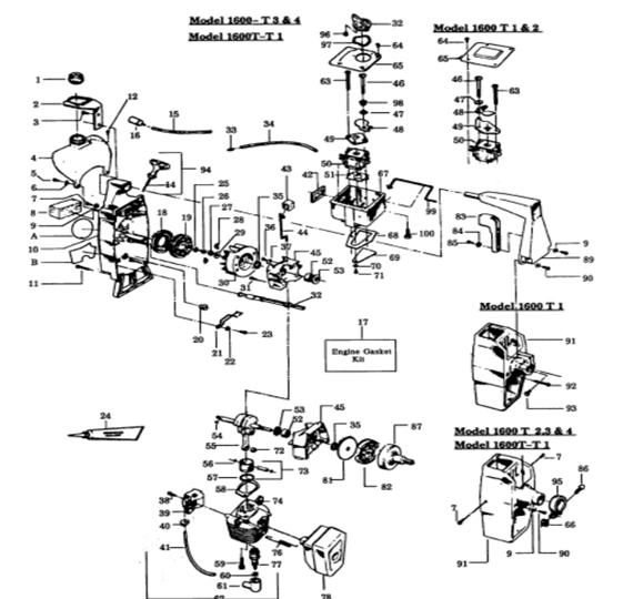 1600T Engine
