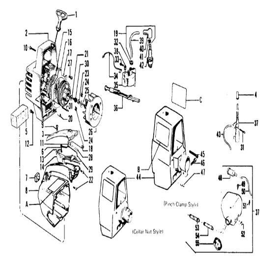 Weedeater 5000 Engine Part 2
