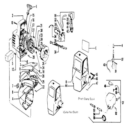 Weedeater 5500 Engine Part 2