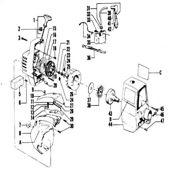 Weedeater 6000 Engine Part 2